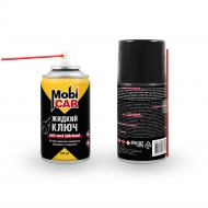 Жидкий ключ MobiCAR антикоррозийный, аэрозоль 185 мл
