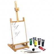 Стартовый набор для живописи акрилом МЛ-57, Малевичъ