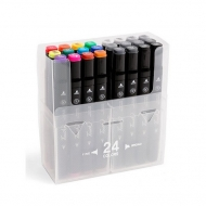Набор маркеров Touch Twin ShinHanart, 24 цвета