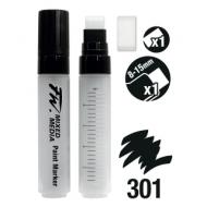 Набор пустых маркеров Daler Rowney FW ARTISTS 8-15MM LG Flat