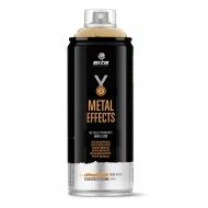 Аэрозольная краска c хром-эффектом MTN PRO Metal Effects Paint хром-золото, хром, хром-медь, 400 мл