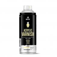 Лак акриловый MTN PRO Acrylic Varnish, быстросохнущий, УФ-устойчивый, не желтеет, атмосферостойкий, 400 мл