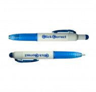 Ручка-корректор Uni Click Correct белая 1,0 мм CLN-250