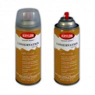 Аэрозольный защитный лак для художественных работ и декора KRYLON Conservation Varnish