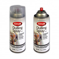 Аэрозольный временный лак Krylon dulling spray