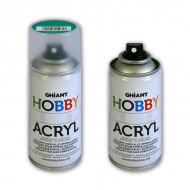 Аэрозольная краска перламутровая GHIANT HOBBY ACRYL для хобби и моделирования 150 мл