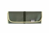 Пенал-скрутка для хранения кистей Малевичъ, 34х48 см, оливковый
