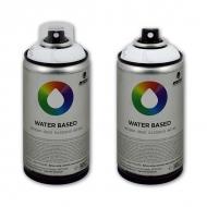 Аэрозольная краска на водной основе MTN Water Based 300 мл, в ассортименте
