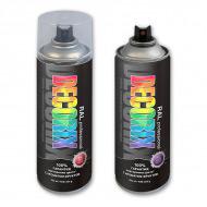 Универсальная акриловая эмаль DECORIX RAL с запахом ягод 520 мл 400 гр