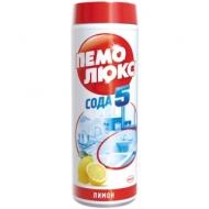 Средство чистящее Пемолюкс Сода 5. Лимон, порошок, 480г
