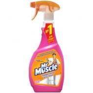 Средство для мытья стекол Mr.Muscle Лесные ягоды Ammonia, 500мл, с курком