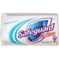 Мыло туалетное Safeguard Классика, бумажная обертка, 90г