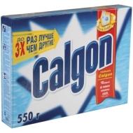 Смягчитель воды для стиральных машин Calgon, порошок, 550г