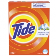 Порошок для ручной стирки Tide Альпийская свежесть, 400г