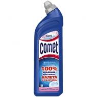 Средство для туалета Comet Весенняя свежесть, гель, 750мл