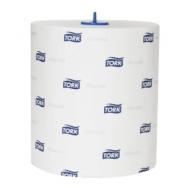Полотенца бумажные в рулонах Tork Matic Advanced(H1), 2-слойные, 150м/рул, тиснение, белые