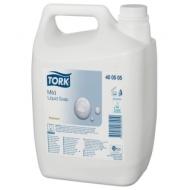 Мыло-крем жидкое Tork Premium, перламутровое, канистра, 5л
