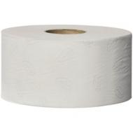 Бумага туалетная Tork Advanced(T2) 2-слойная, мини-рулон, 170м/рул, тиснение, белая