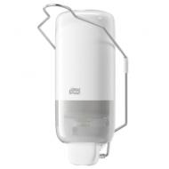 Диспенсер для жидкого мыла Tork Elevation(S1), пластик, с локтевым приводом, белый, 1л