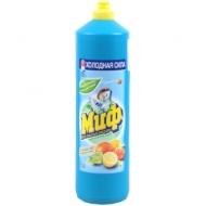 Средство для мытья посуды Миф Свежесть цитрусов, 1л