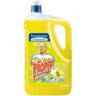 Средство для мытья полов и стен Mr.Proper Лимон, канистра, 5л