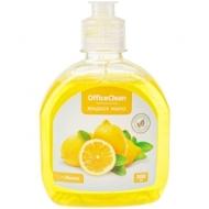 Мыло жидкое OfficeClean Лимон, 300мл