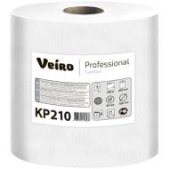 Полотенца бумажные в рулонах Veiro Professional Comfort(С1) 1 слойн., 200м/рул, ЦВ, белые