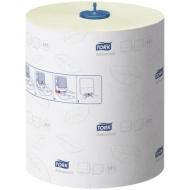 Полотенца бумажные в рулонах Tork Matic Advanced(H1), 2-слойные, 150м/рул, тиснение, зеленые