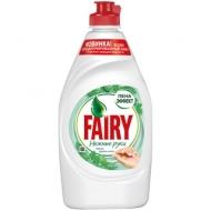 Средство для мытья посуды Fairy Нежные руки. Чайное дерево и мята, 450мл