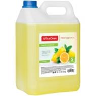 Мыло жидкое OfficeClean Professional Лимон, канистра, 5л