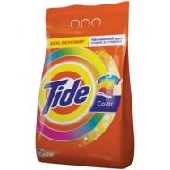 Порошок для машинной стирки Tide Color, 6кг