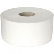 Бумага туалетная OfficeClean Professional, 1 слойн., 450м/рул, белая
