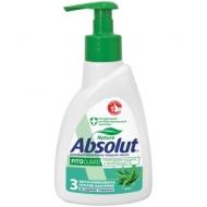 Мыло жидкое Absolut Алоэ, антибактериальное, с дозатором, 250мл, арт.5009, 5064