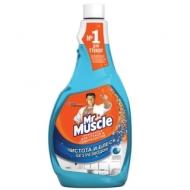 Средство для мытья стекол и др. поверхн. Mr.Muscle После дождя, 500мл, сменный флакон
