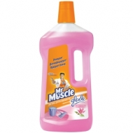Средство для мытья полов и других поверхностей Mr.Muscle Цветочное совершенство, 750мл
