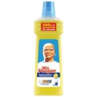 Средство для мытья полов и стен Mr.Proper Лимон, 750мл