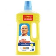 Средство для мытья полов и стен Mr.Proper Лимон, 1л