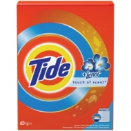 Порошок для ручной стирки Tide Color Lenor Эффект, 400г
