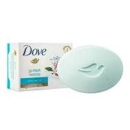 Мыло-крем туалетное Dove Инжир и апельсин, картонная коробка, 135г