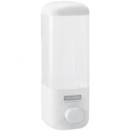 Диспенсер для жидкого мыла OfficeClean Professional, наливной, ABS-пластик, механический, белый,0,5л