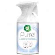Освежитель воздуха аэрозольный Airwick Pure. Природная свежесть, сухое распыление, 250мл