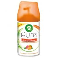 Сменный баллон для освежителя воздуха Airwick Freshmatic Pure. Апельсин и грейпфрут, 250мл