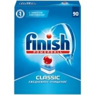 Таблетки для посудомоечной машины Finish Classic PowerBall, 90шт.