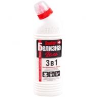 Средство чистящее отбеливающее Sanfor Белизна-гель, 3в1 с комплексным действием, 500мл