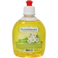 Мыло жидкое Душистый Колокольчик Ромашка, пуш-пул, 300мл