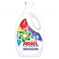 Гель для стирки Ariel Color, концентрат, 2,6л