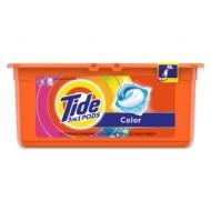 Капсулы для машинной стирки Tide Color, 3в1 Pods, 30шт.*24,8г