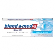 Зубная паста Blend_a_Med 3D White Whitening Therapy. Защита эмали, 75мл
