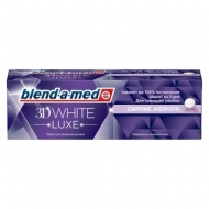 Зубная паста Blend_a_Med 3D White Luxe. Сияние жемчуга, 75мл