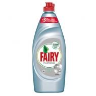 Средство для мытья посуды Fairy Platinum. Ледяная свежесть, 650мл (ПОД ЗАКАЗ)